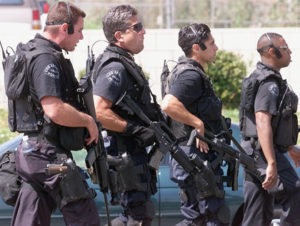 LAPD SWAT from a CBS News story
