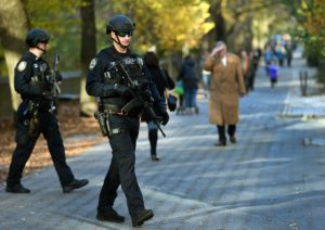 NYPD Tactical Officers - from Epoch Times article